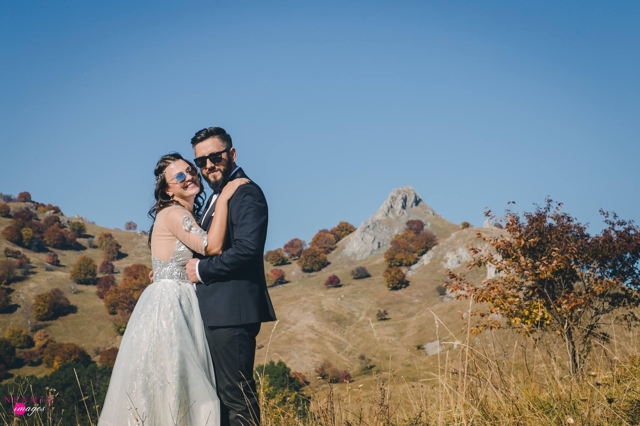 foto Dan si Laura after wedding