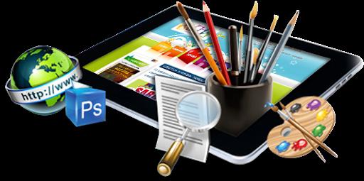 web design tableta